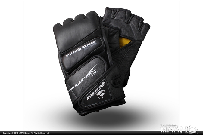 PunchTown MMA Training Gloves